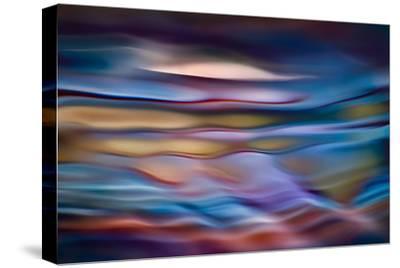 Soft Waves-Ursula Abresch-Stretched Canvas Print
