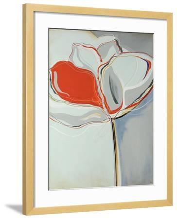 Pop Blossum II-Sydney Edmunds-Framed Giclee Print