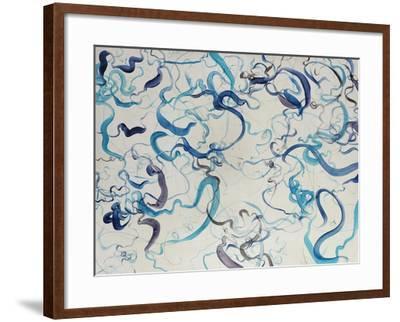 Custom Scribble-Kari Taylor-Framed Giclee Print