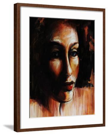 Dark Triumph-Sydney Edmunds-Framed Giclee Print