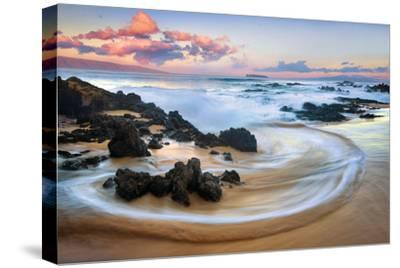 Serenity-Dennis Frates-Stretched Canvas Print