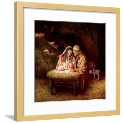 Light of Love-Mark Missman-Framed Art Print