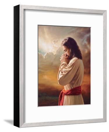 Our Father-Mark Missman-Framed Art Print