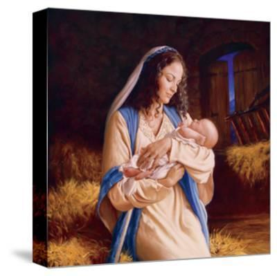 Heaven's Perfect Gift-Mark Missman-Stretched Canvas Print