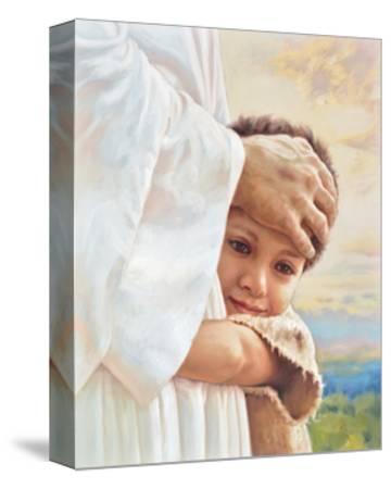 I Am a Child of God-Mark Missman-Stretched Canvas Print