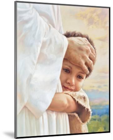 I Am a Child of God-Mark Missman-Mounted Art Print