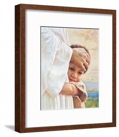 I Am a Child of God-Mark Missman-Framed Art Print