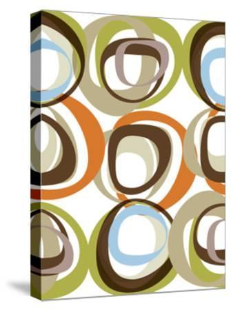 Ovoid 1-Campbell Laird-Stretched Canvas Print