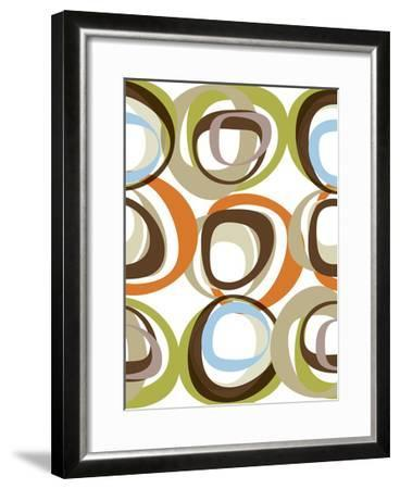 Ovoid 1-Campbell Laird-Framed Premium Giclee Print