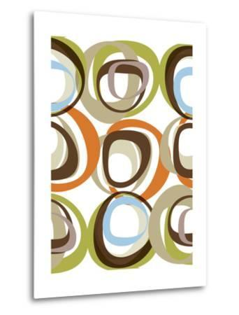Ovoid 1-Campbell Laird-Metal Print