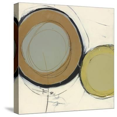 Circle Series 2-Christopher Balder-Stretched Canvas Print