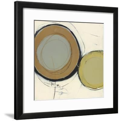 Circle Series 2-Christopher Balder-Framed Premium Giclee Print