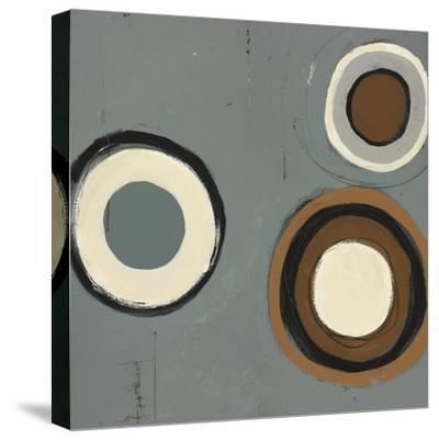 Circle Series 5-Christopher Balder-Stretched Canvas Print