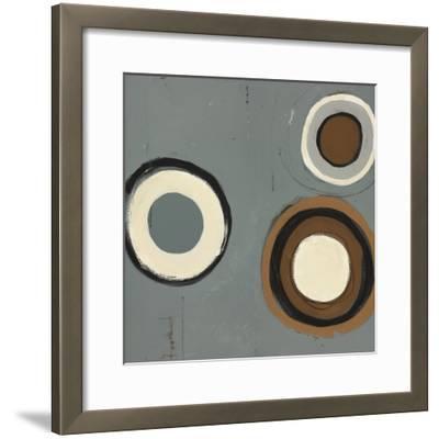 Circle Series 5-Christopher Balder-Framed Premium Giclee Print
