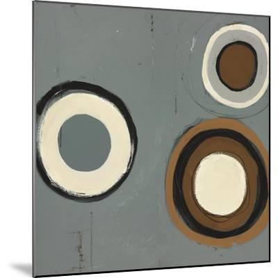 Circle Series 5-Christopher Balder-Mounted Premium Giclee Print