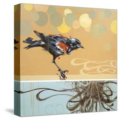 Nest-Frank Gonzales-Stretched Canvas Print
