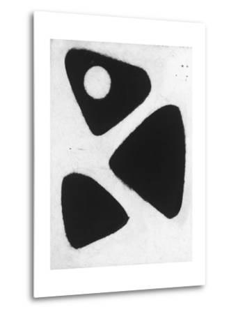 Moderno 5-Susan Gillette-Metal Print