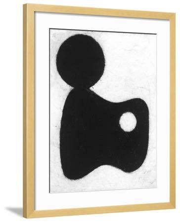 Moderno 8-Susan Gillette-Framed Premium Giclee Print