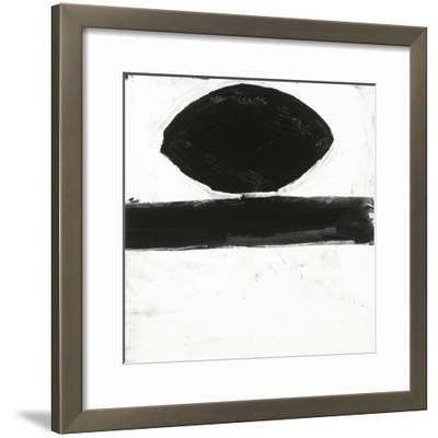 Black and White O-Franka Palek-Framed Premium Giclee Print