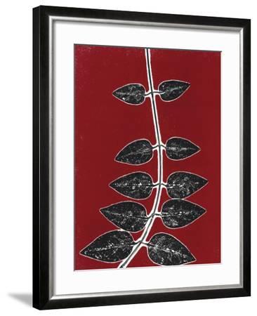 Red 9-Mary Margaret Briggs-Framed Premium Giclee Print