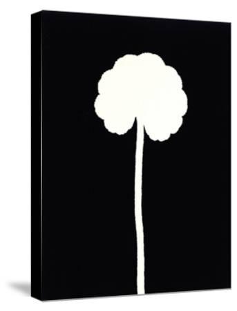 Pom Pom Stem 8-Mary Margaret Briggs-Stretched Canvas Print