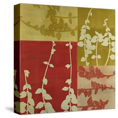 Vines 15-Mary Margaret Briggs-Stretched Canvas Print