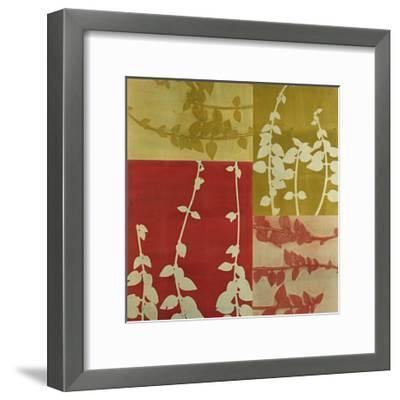 Vines 15-Mary Margaret Briggs-Framed Premium Giclee Print