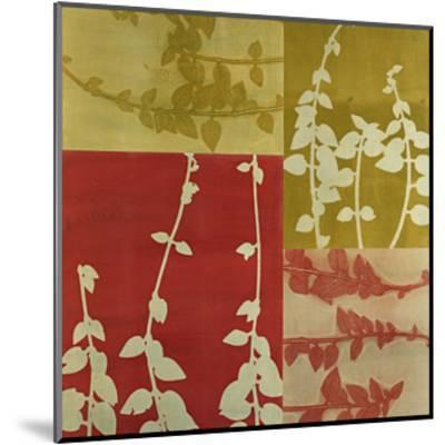 Vines 15-Mary Margaret Briggs-Mounted Premium Giclee Print