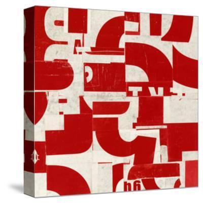 Methodical-JB Hall-Stretched Canvas Print