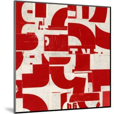 Methodical-JB Hall-Mounted Premium Giclee Print