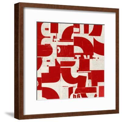 Methodical-JB Hall-Framed Premium Giclee Print
