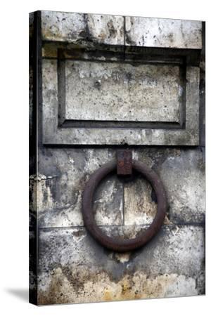 Europe, France, Paris  Iron ring of Seine River wall  Photographic Print by  Kymri Wilt | Art com