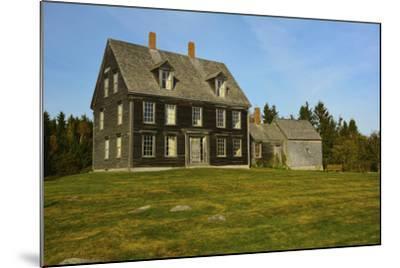 Olson House, Cushing, Maine, USA-Michel Hersen-Mounted Photographic Print