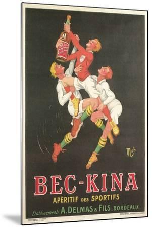 Poster for Bec-Kina Apertif--Mounted Art Print