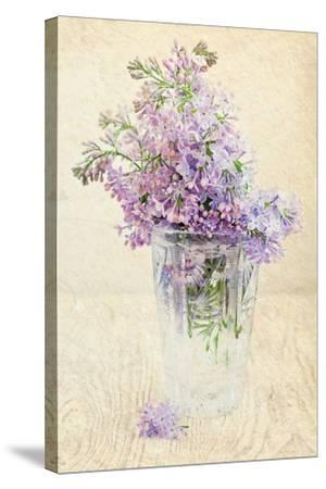 Bouquet of a Lilac-Es75-Stretched Canvas Print