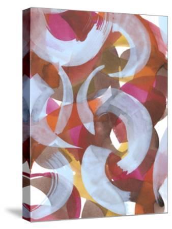Sherbert II-Jodi Fuchs-Stretched Canvas Print
