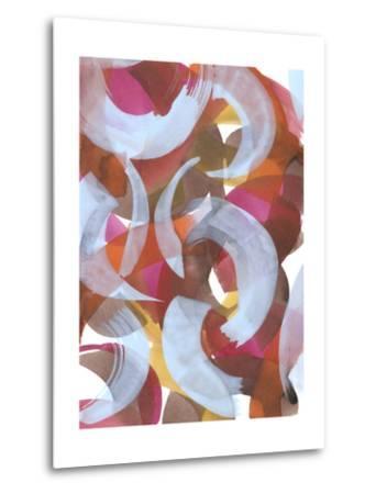 Sherbert II-Jodi Fuchs-Metal Print