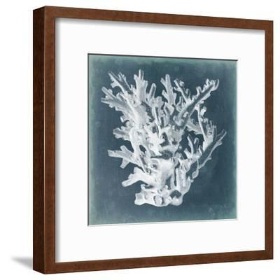 Azure Coral I-Vision Studio-Framed Art Print