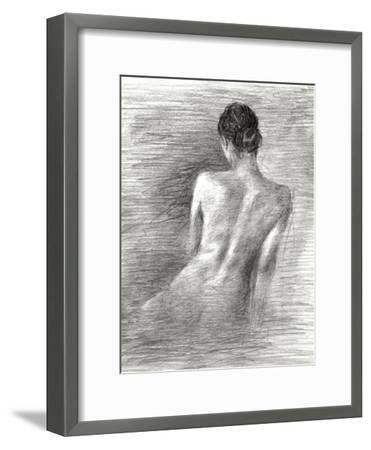 Light Study I-Ethan Harper-Framed Art Print