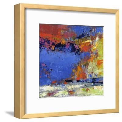 New England Autumn-Janet Bothne-Framed Art Print