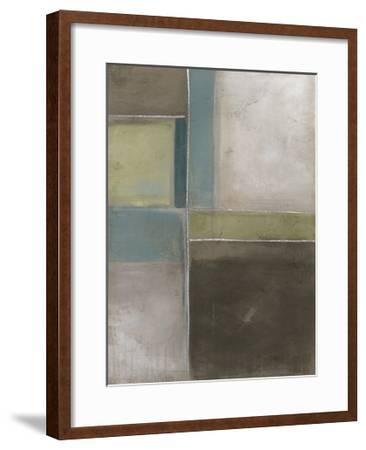 Blues at Dusk II-Erica J. Vess-Framed Art Print