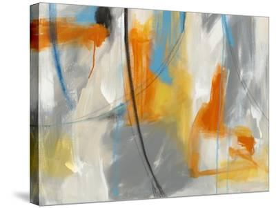 Form II-Sisa Jasper-Stretched Canvas Print