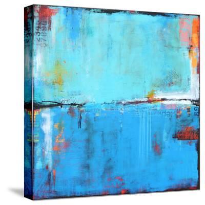 Matchbox Blues 5-Erin Ashley-Stretched Canvas Print