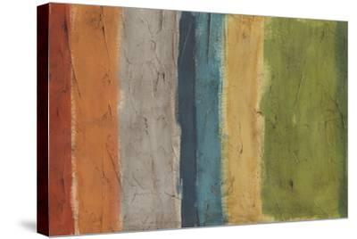 Mesa Strata II-Erica J^ Vess-Stretched Canvas Print