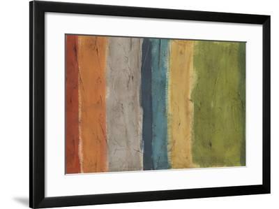 Mesa Strata II-Erica J^ Vess-Framed Art Print