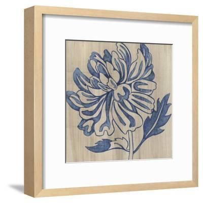 Indigo Mum-Chariklia Zarris-Framed Art Print