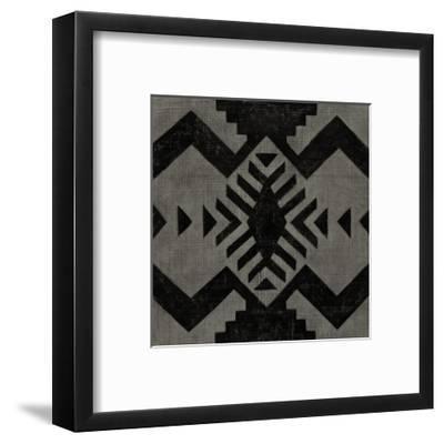Midnight Journey IV-Chariklia Zarris-Framed Art Print