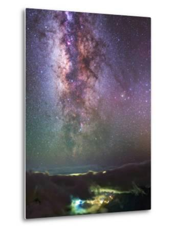 The Milky Way Towards the Bright Central Bulge in the Constellations Scorpius and Sagittarius-Babak Tafreshi-Metal Print