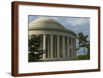 The Jefferson Memorial in Washington, Dc-Joel Sartore-Framed Photographic Print