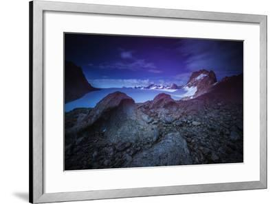 The Wohlthat Mountains in Antarctica's Queen Maud Land-Keith Ladzinski-Framed Photographic Print